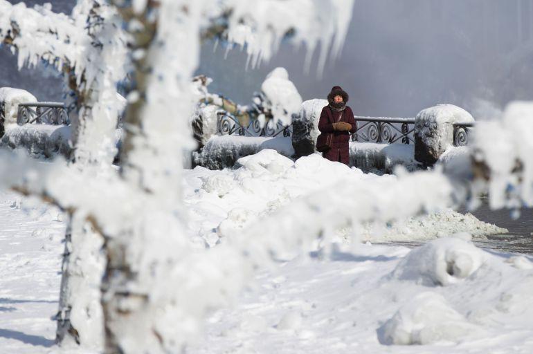 Reportan por lo menos 21 muertos por frío extremo en EU