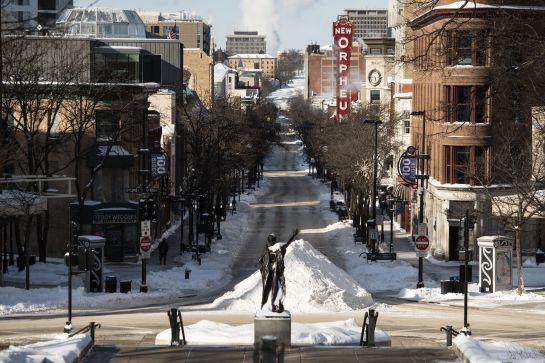 Reportan 10 muertos por frío extremo en EU