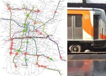 No hay denuncias ante la autoridad por intentos de secuestro en el Metro