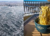 Las fotos más extremas de Chicago bajo la fuerte ola de frío