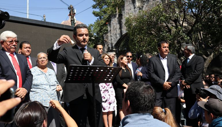 Arrancan sesiones de cabildo abierto en Cuernavaca
