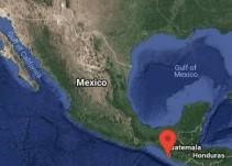 Se registra sismo de 6.5 grados