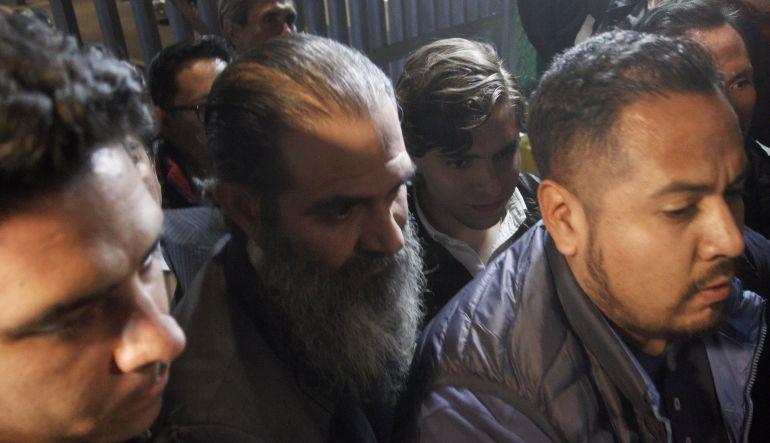 Guillermo Padrés sale libre bajo fianza