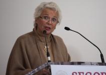 Niega Olga Sánchez ocultar información sobre penthouse en EU