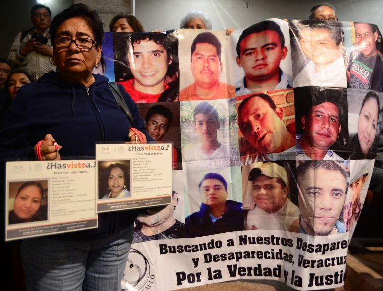 Conferencia AMLO: presenta terna de Comisión de Búsqueda de Desaparecidos