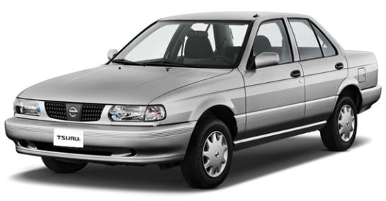 Estos son los autos más robados en México