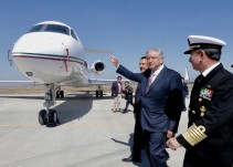 Sobrarán terrenos para resolver conflicto aéreo: AMLO
