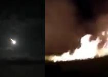Cae meteorito en Venezuela y desata caos