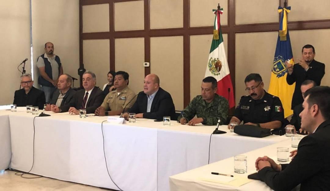 Disminuyen los delitos en Jalisco