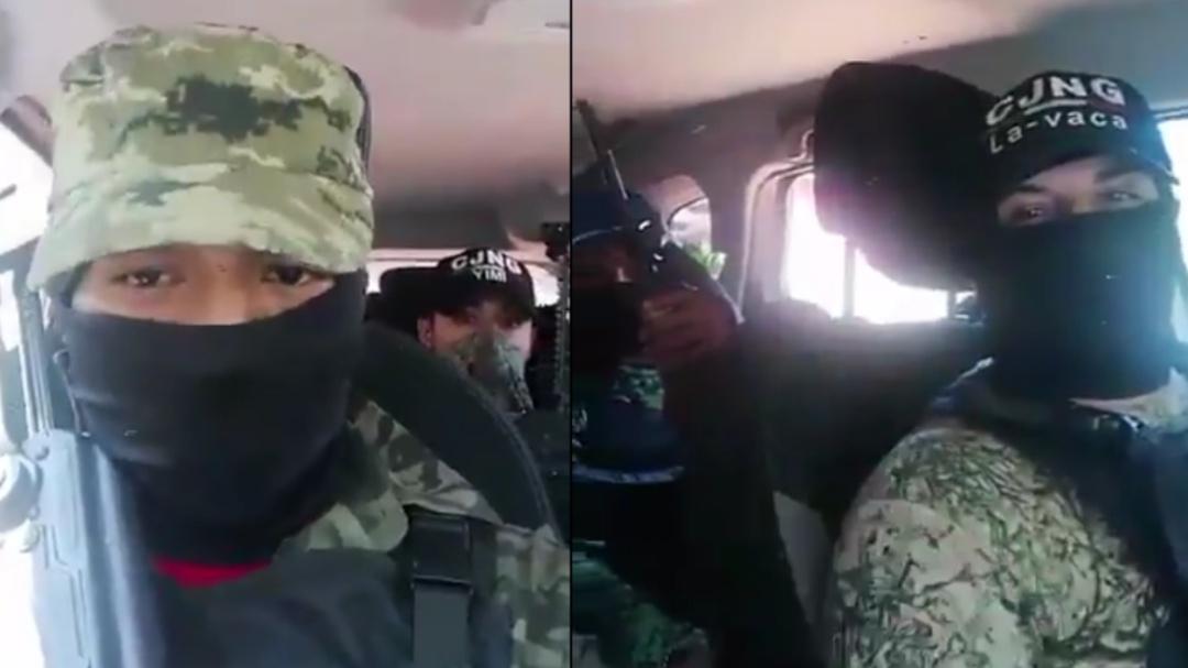 ¿Cártel Jalisco Nueva Generación irrumpe en la CDMX? Lanzan fuerte amenaza