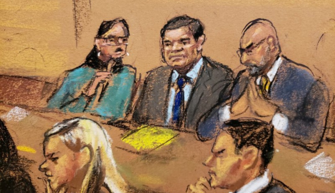 """Declaran culpable a """"El Chapo"""""""