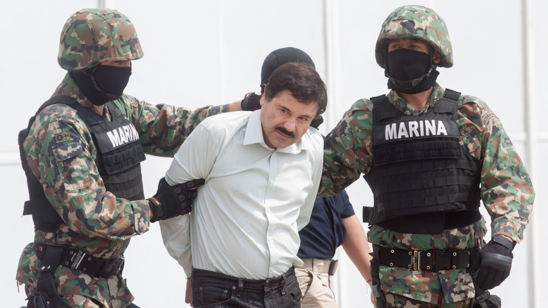 """""""Es hipócrita pensar que 'El Chapo' controla el mercado mundial de drogas"""""""
