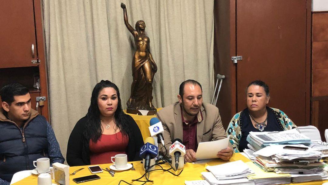 Abogados reciben amenazas tras denunciar abusos de policías federales