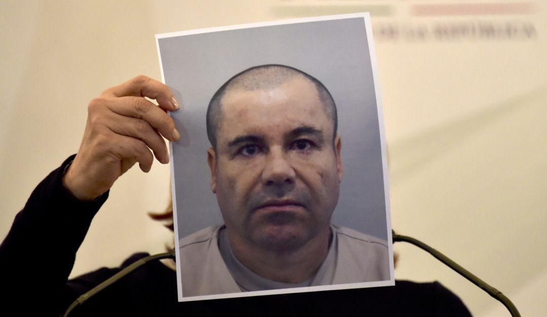 """""""El Chapo"""" nunca pagará por tantos crímenes: Osorio Chong"""
