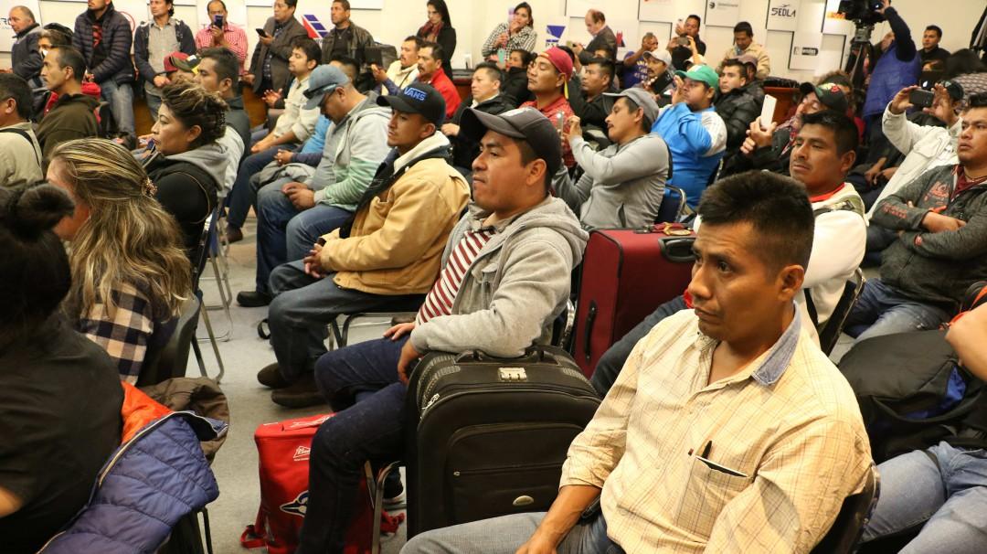 Mexicanos esclavizados en Canadá, cambian de estatus: SRE