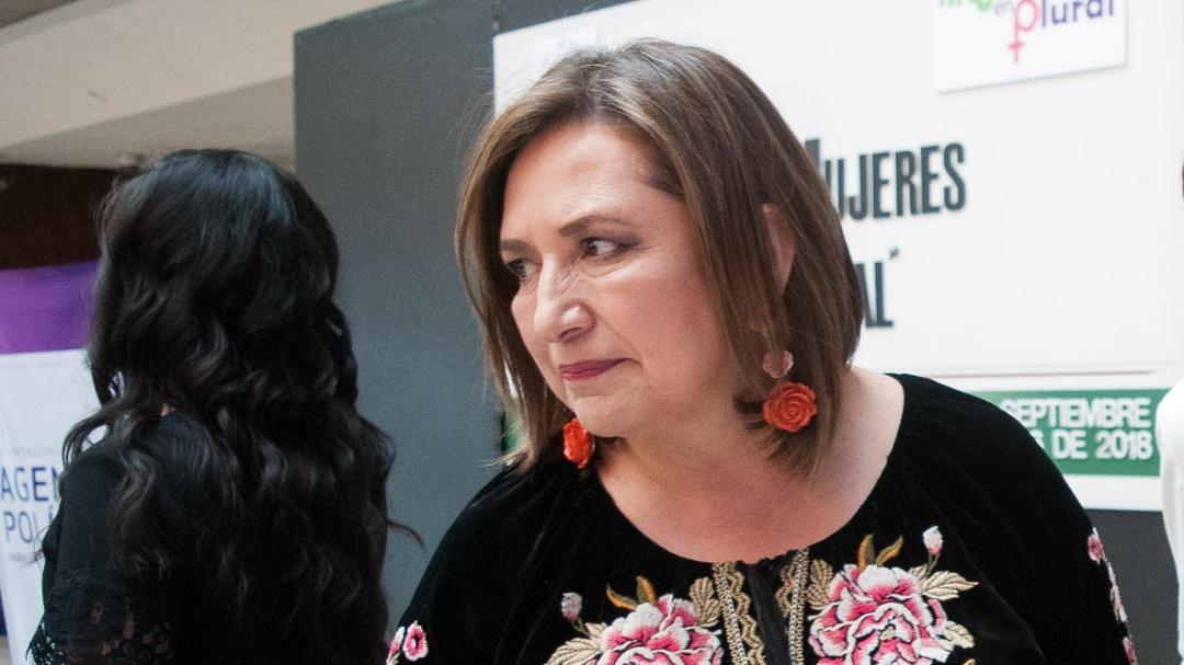 Es penoso el nivel de los candidatos de AMLO a la CRE: Xóchitl Gálvez