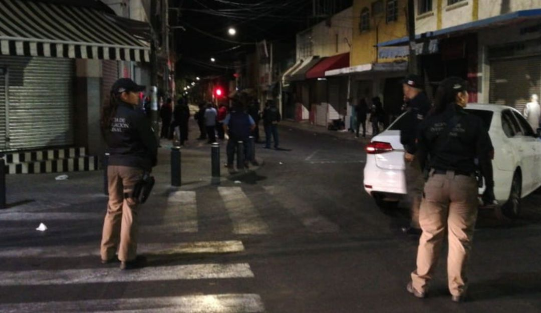 Realizan operativo en la zona de Obregón