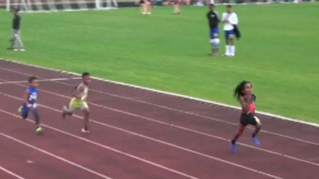 Tiembla Usain Bolt: niño de 7 años se hace viral por su velocidad