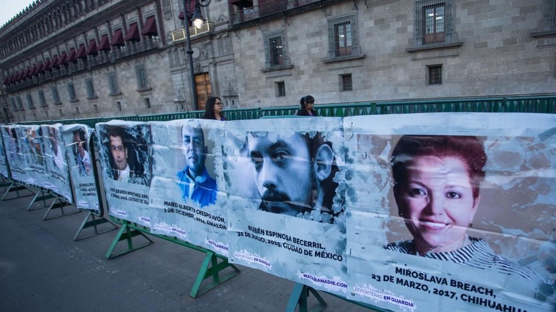 En México los periodistas dejaron de ser narradores para ser protagonistas