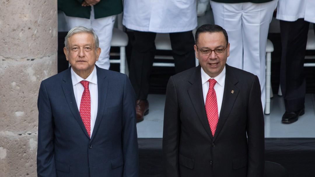 López Obrador no es un hombre de rencores: Germán Martínez