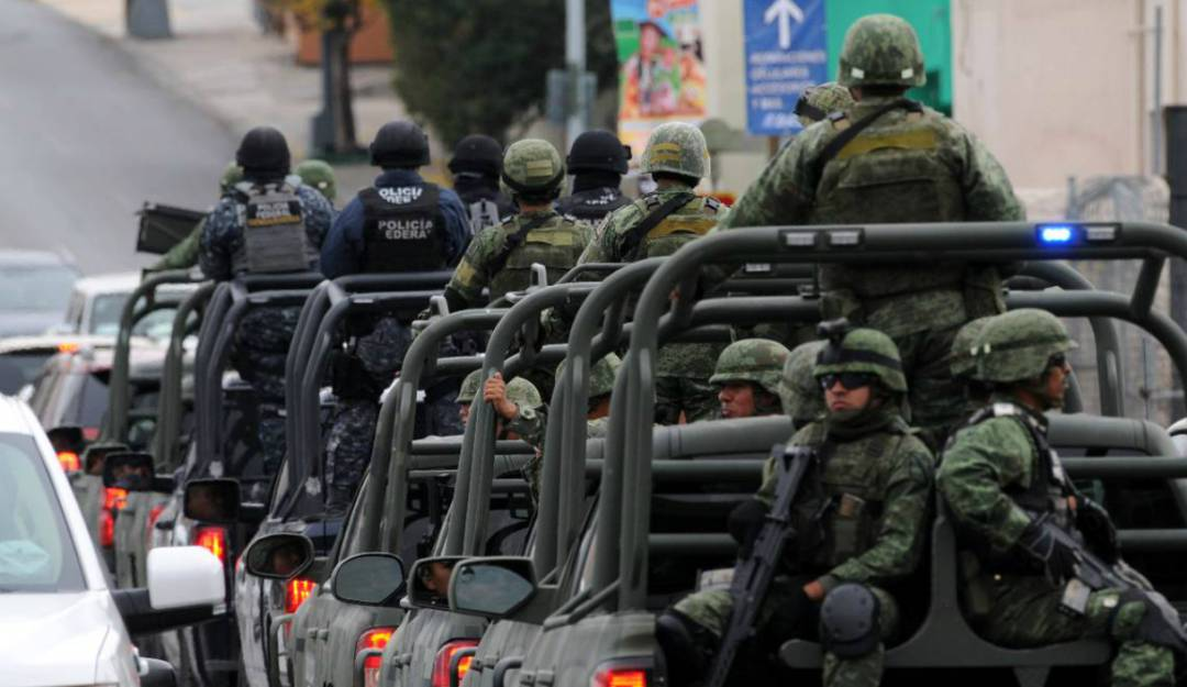 A punto de arrancar patrullajes del Ejército en la ZMG