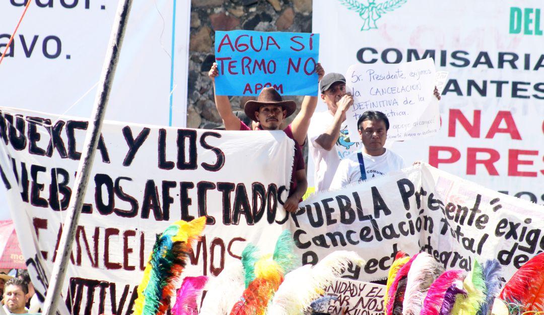 Asesinan a Samir Flores, activista opositor a la termoeléctrica