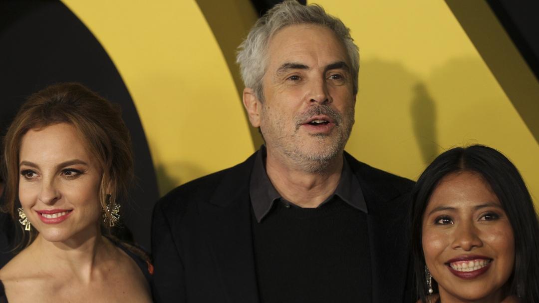 Cámara de Diputados alista homenaje a Alfonso Cuarón y Yalitza Aparicio