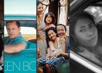 Oscar 2019: Prepara las palomitas y entérate por qué están nominadas