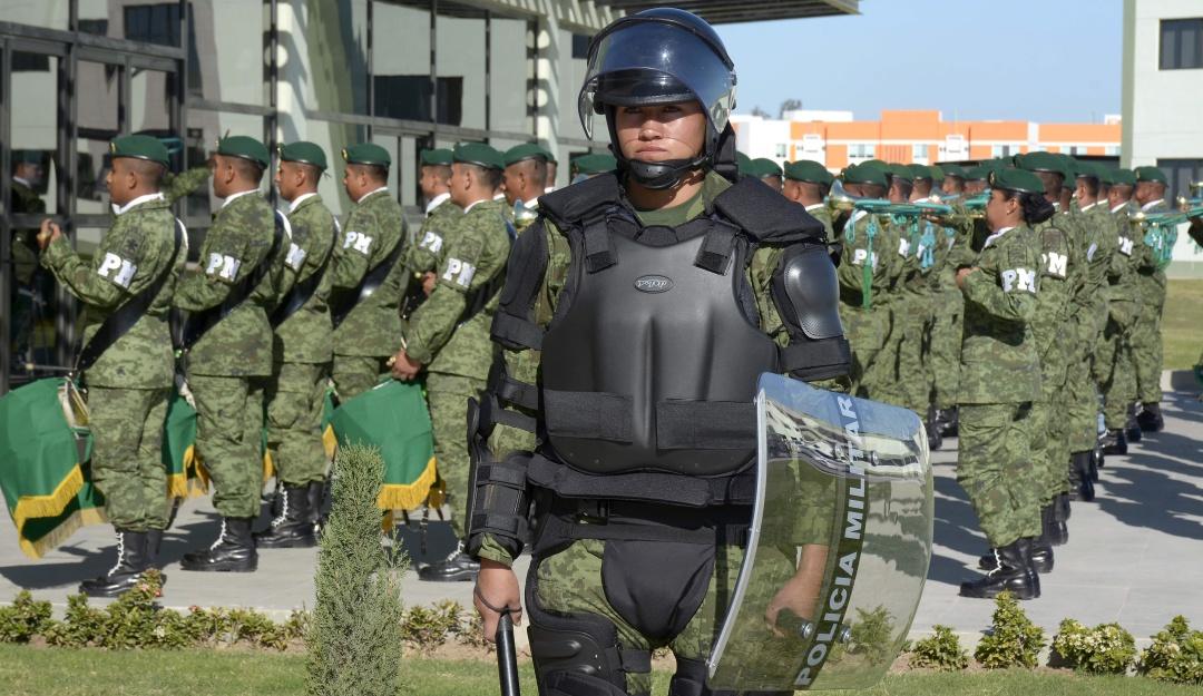 Senado aprueba Guardia Nacional con mando civil y sin fuero militar
