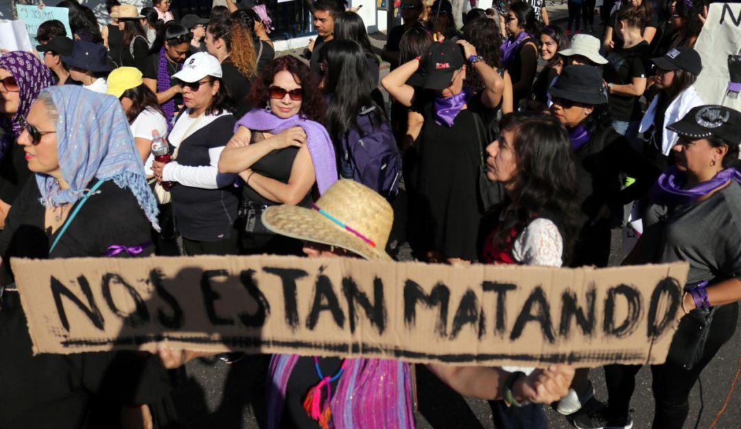 Dejan sin recursos públicos a mujeres víctimas de violencia