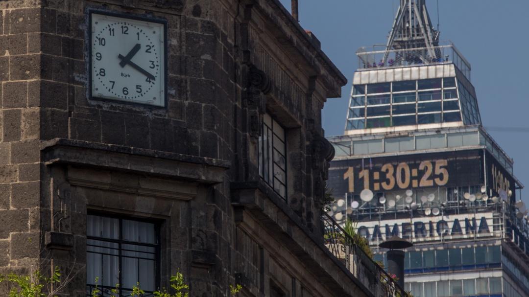 ¿Adiós al horario de verano en CDMX? Congreso capitalino podría eliminarlo