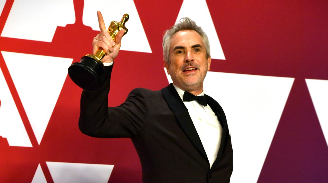 Oscar 2019: Cuarón continúa predominio mexicano en categoría Mejor Director