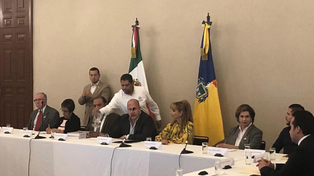 Ombudsman de Jalisco presentó su informe anual de actividades