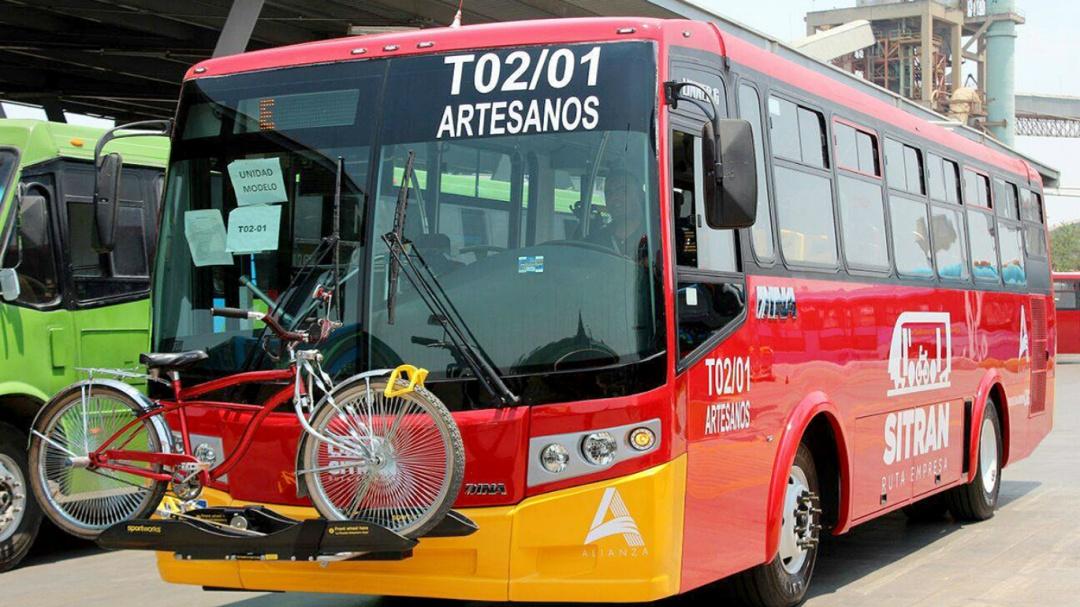 Gobierno de Jalisco anuncia reordenamiento del transporte público