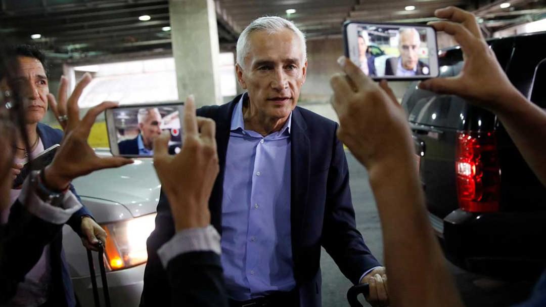 Jorge Ramos y su equipo son deportados de Venezuela