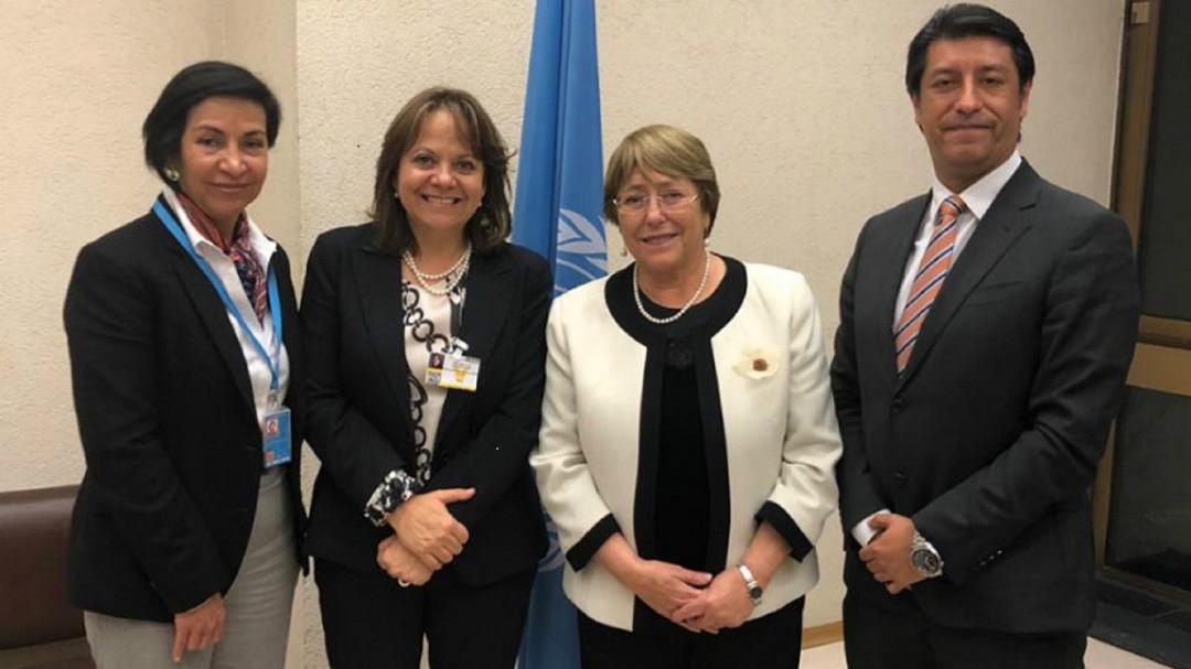 La ONU ayudará en la formación de la Guardia Nacional: SRE