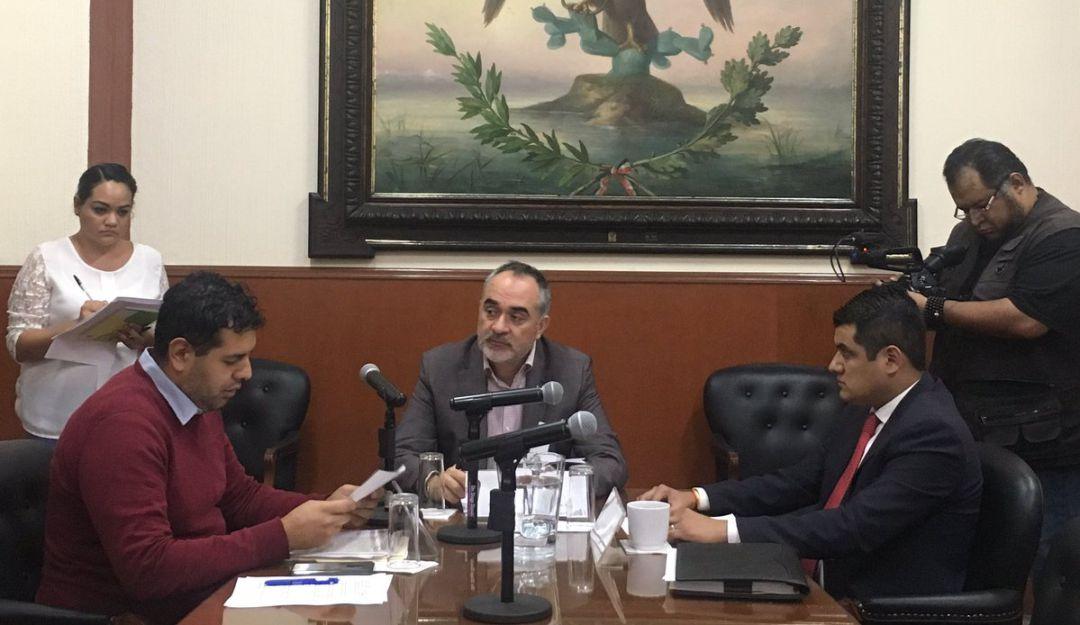 PAN fortalecerá a la refundación de instituciones: Salvador Caro