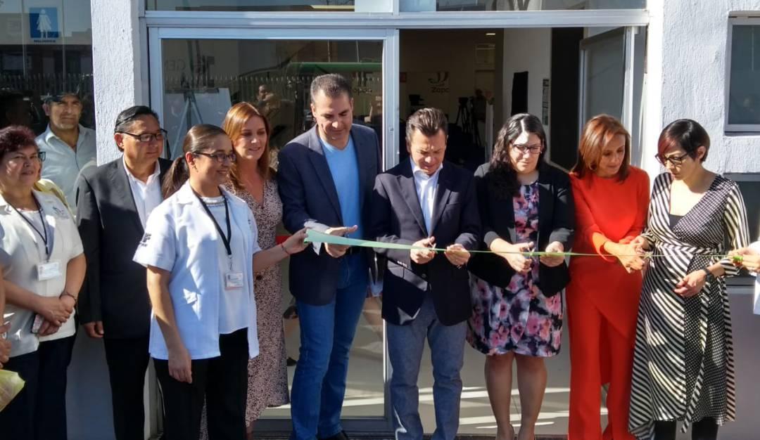 Inauguran instalaciones de la nueva PPNNA