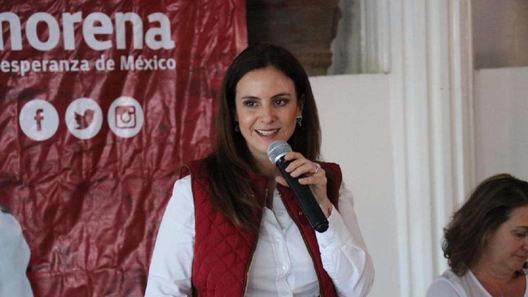 """""""Morena va a gobernar Puebla y debemos de saber quien queremos que lo haga"""""""