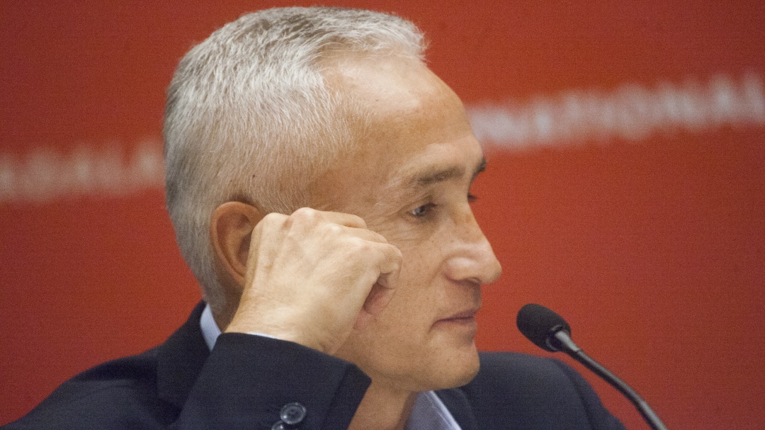 Me gustaría que México ayudara a los venezolanos: Jorge Ramos