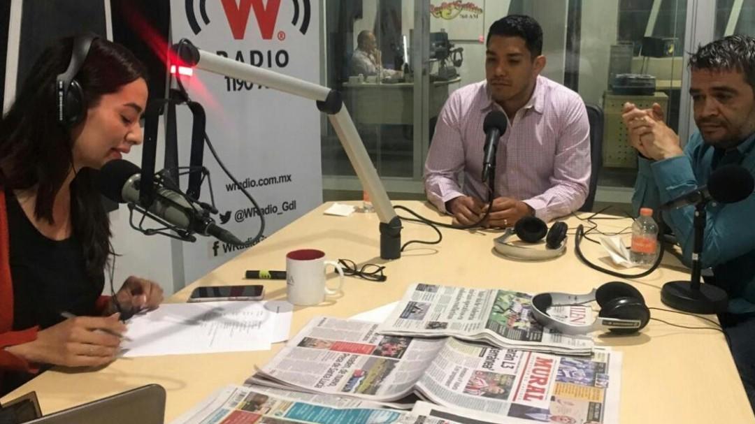 Entrevista con Amilcar López dir. Transporte Público