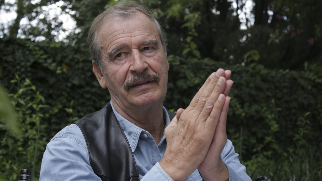 Vicente Fox crítica que AMLO busque impedir exfuncionarios laboren en la IP