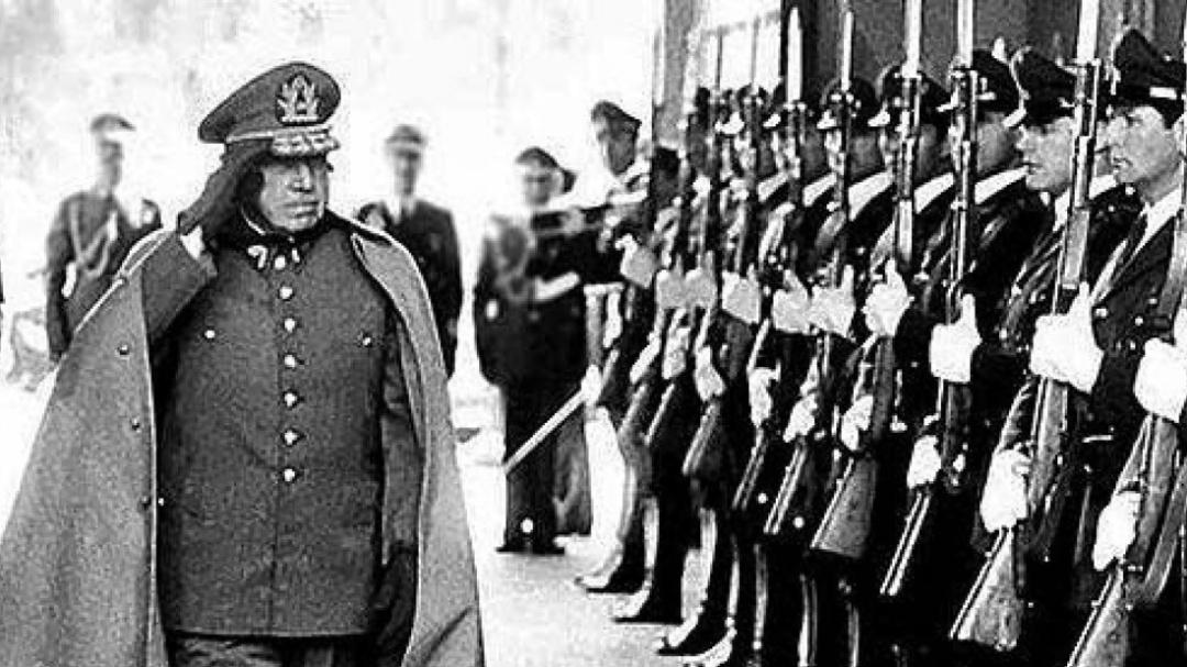 Las dictaduras en el mundo