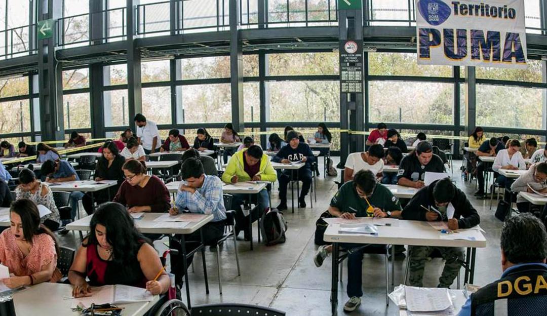 Lanza UNAM plataforma de autoevaluación para examen ingreso a bachillerato