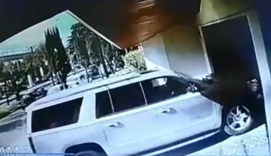 Revelan nuevo video de la exgobernadora de Puebla el día del accidente