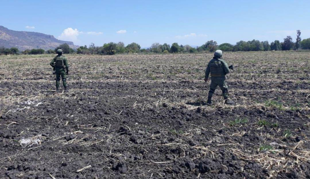 Policías estatales localizan tomas clandestinas en diferentes municipios