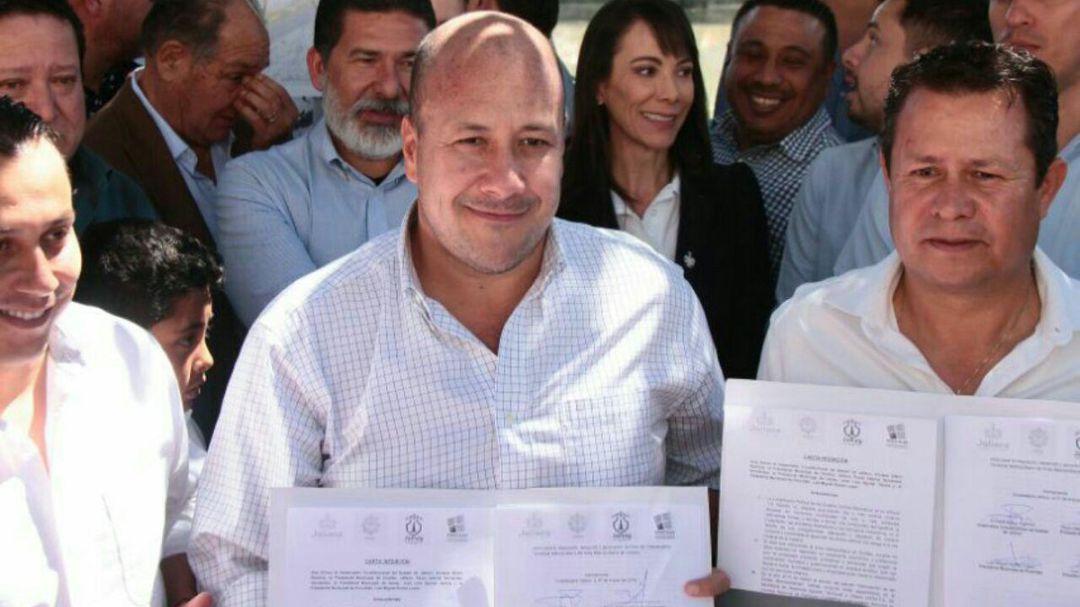 Enrique Alfaro anunció inversión millonaria para zona Ciénega
