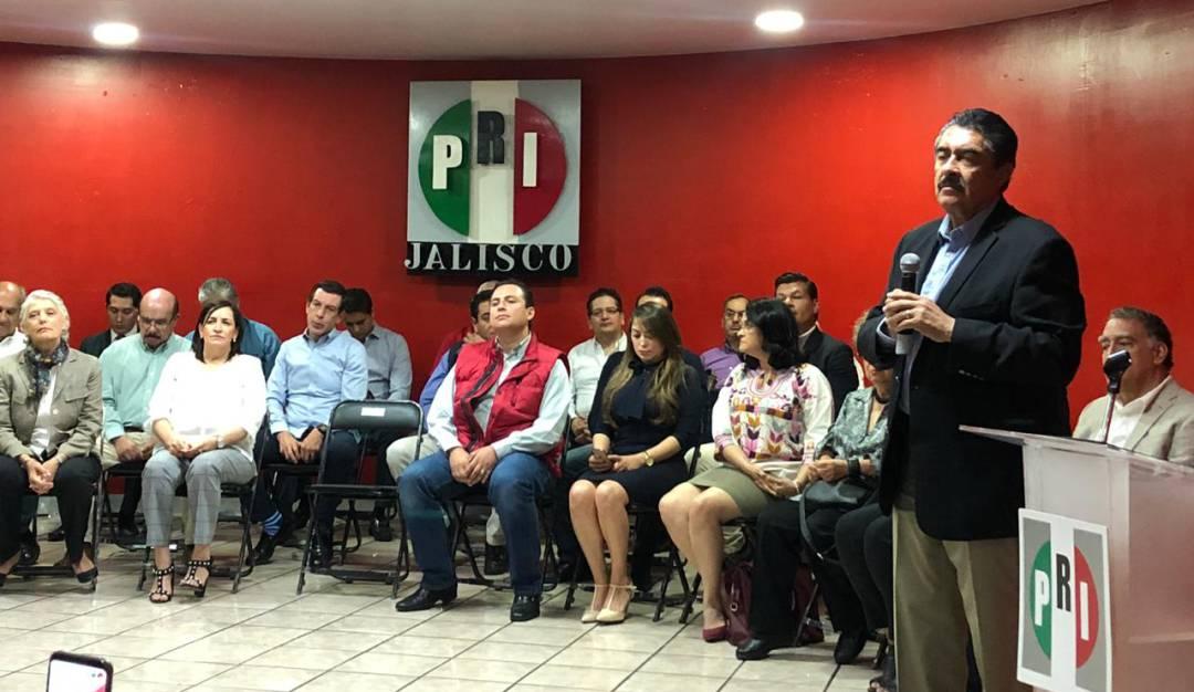 Presenta Comité Directivo del PRI Jalisco 2018-2021