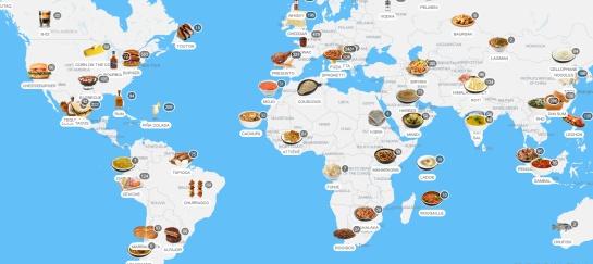 Diez pa´ festejar; eligen tacos al pastor como mejor platillo del mundo