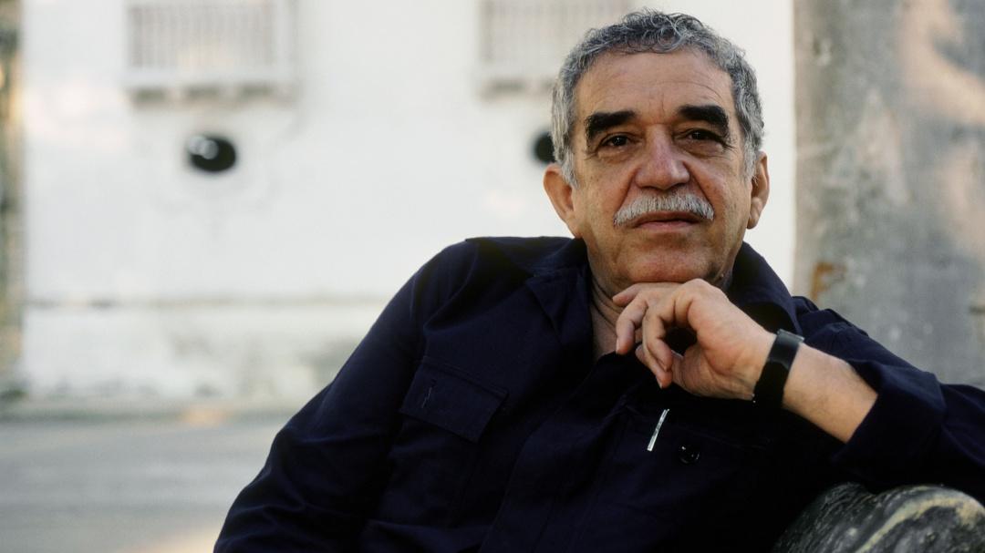Gabo en su cumple